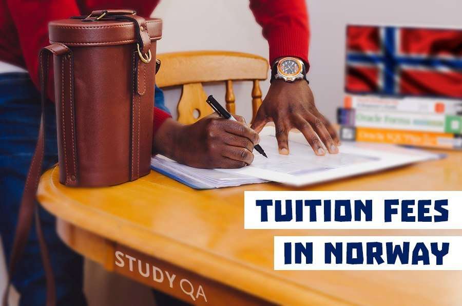 how must education in Norway costs