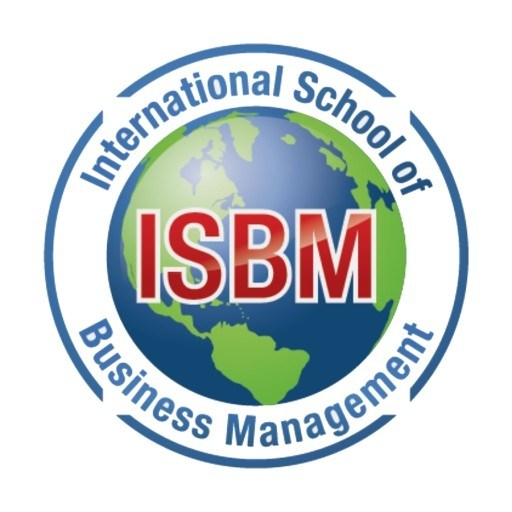 International School of Business Management logo